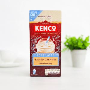 Kenco Salted Caramel Iced Latte