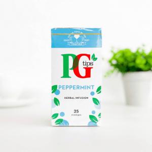 PG Tips Peppermint tea
