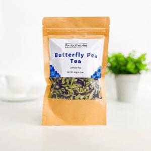 The Apothecatea Butterfly pea tea