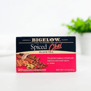 Bigelow Spiced Chai tea