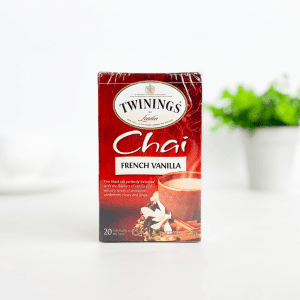 Twinings French Vanilla Chai Tea