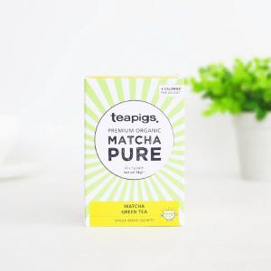Teapigs Premium Organic Matcha Pure
