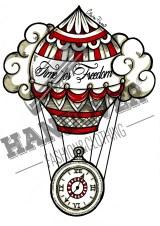 Time for freedom - Claire Piece for Handover F&C www.handovershop.com