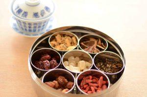 8 Treasure Tea Ingredient
