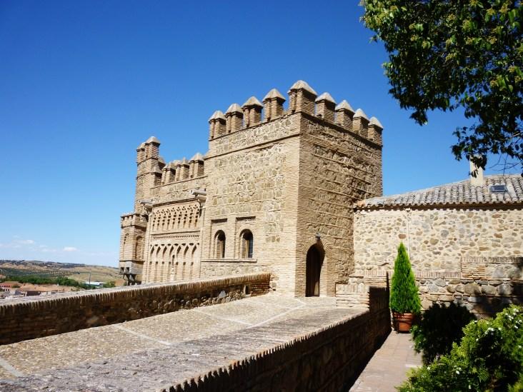Puerta del Sol city gate