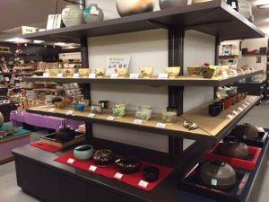 Tea utensil shop