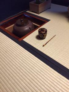 Japanese iron ketle