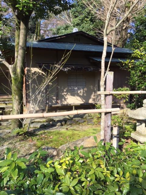 Tea Ceremony Every month in Kyoto Nashinoki shrine