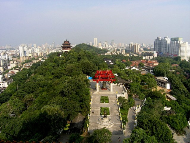 Wuhan City, China