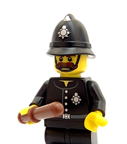 A Toy Policeman