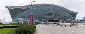 New Century Global Centre in Chengdu
