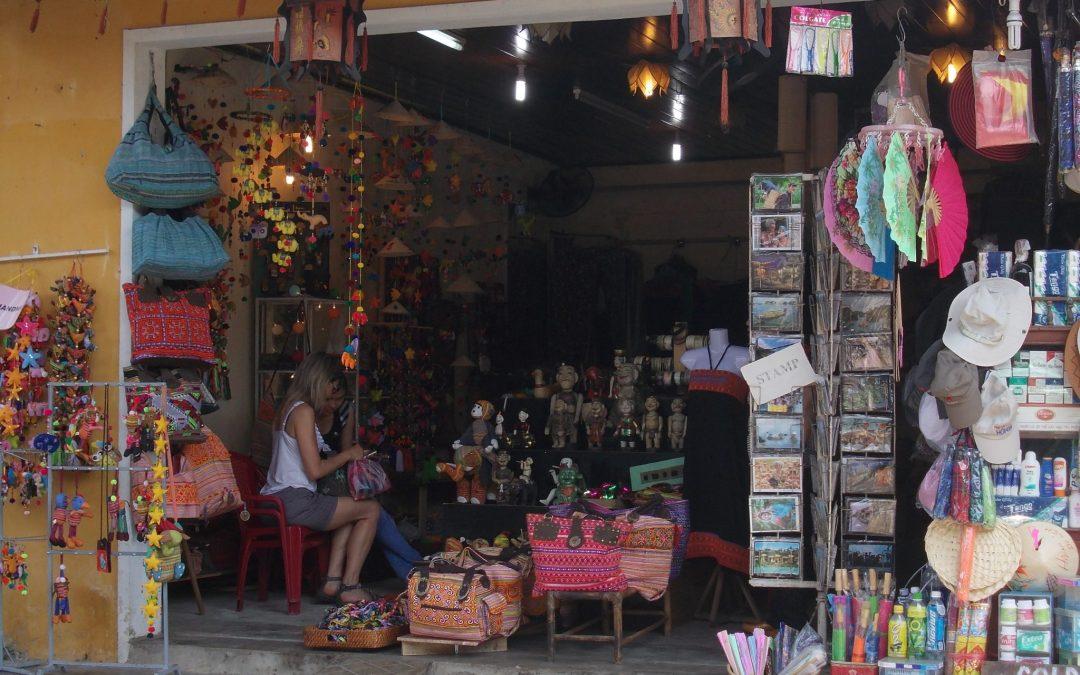 Dress Shopping In Hoi An