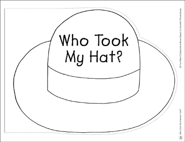 Who Took My Hat Collaborative Book