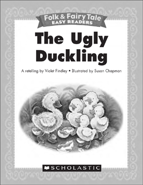 The Ugly Duckling Mini Book Amp Activities