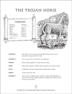 The Trojan Horse Play