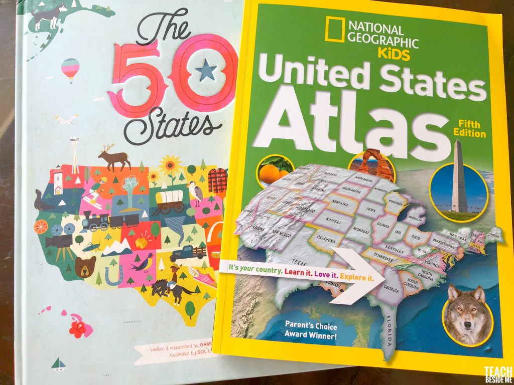 Us Geography Lessons Arkansas