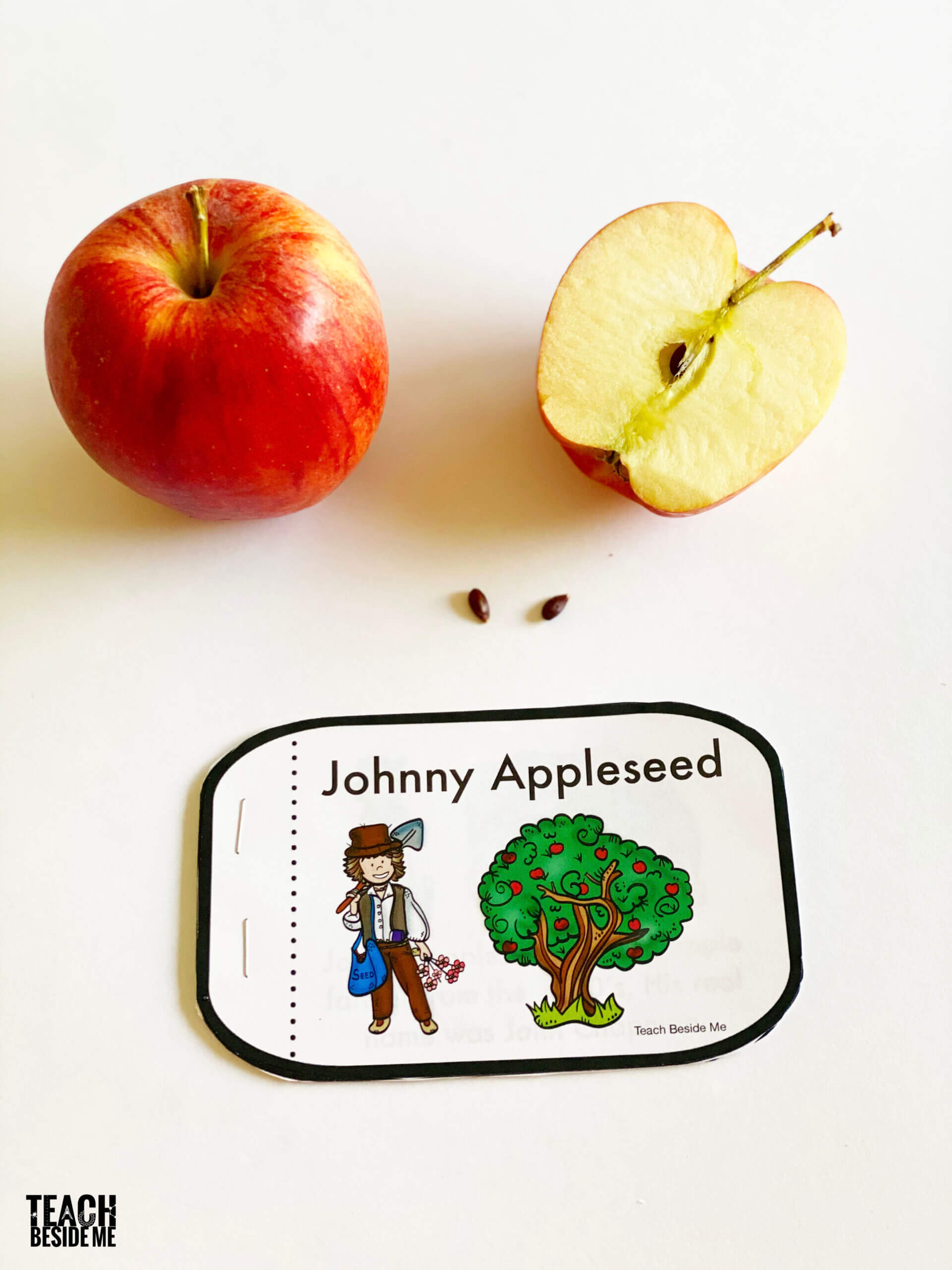 Printable Johnny Appleseed Story For Kids