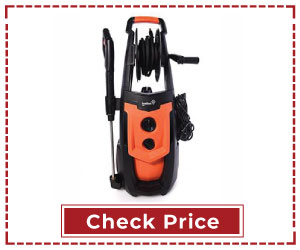 4.Ivation-Electric-Pressure-Washer Best Pressure Washers