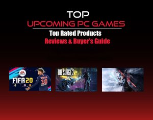 top upcoming PC games