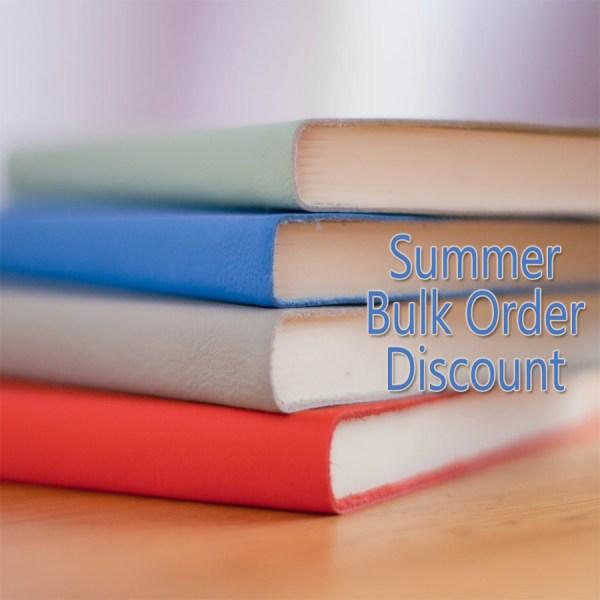 Offer of the Month: Summer Bulk Discount!
