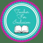 Teacher for Inclusion Logo
