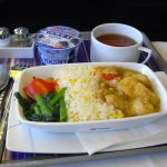 <タイ国際航空機内食>TG402/SIN-BKK/シンガポール-バンコク