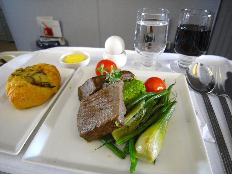 <シンガポール航空機内食>SQ866/SIN-HKG/シンガポール-香港