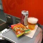 <ジェットスター・アジア航空機内食>3K514/BKK-SIN/バンコク-シンガポール