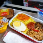 <インドネシア・エアアジア機内食>QZ520/DPS-DMK/バリ島-バンコク