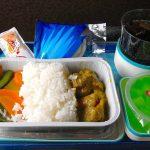 【ガルーダ・インドネシア航空機内食】GA439/KOE-DPS/クパン-バリ島(デンパサール)