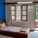 【南インド】フォートコーチンのエアコン付き格安ゲストハウス「Anna Maria Residency」