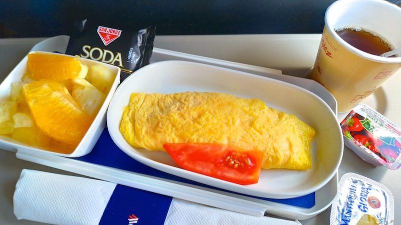 【LATAMアルゼンチン航空機内食・搭乗記】LA7901/LIM-EZE/リマ-ブエノスアイレス(エセイサ)