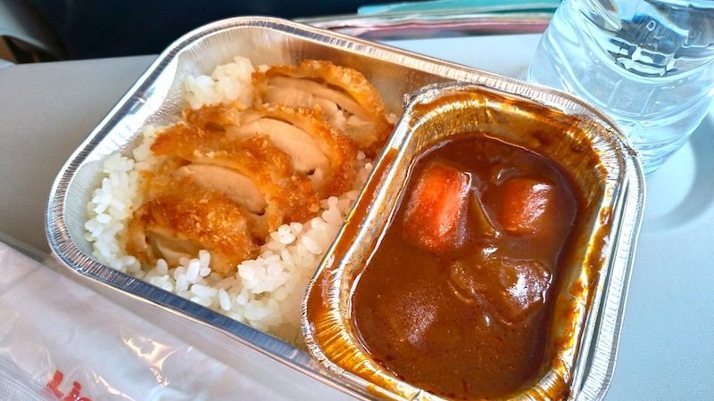 【タイ・ライオン航空機内食】SL101/SIN-DMK/シンガポール-バンコク(ドンムアン)
