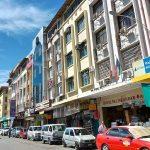 【マレーシア】コタキナバルで手頃なビジネスホテル「Sri Iskandar Hotel」