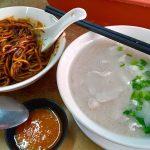【マレーシア】コタキナバル名物の生肉麺で朝ごはん「Kim Hing Lee/金興利」