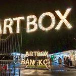 バンコクの駅近ナイトマーケット「ART BOX」は11月末までの期間限定