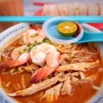 【マレーシア】クチン名物のサラワクラクサで朝ごはん「Choon Hui Cafe/春园茶室」