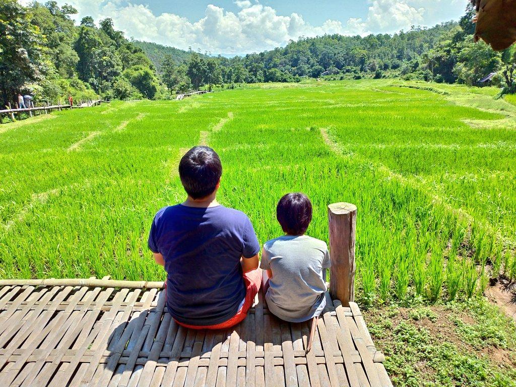 【ほぼリアルタイム紀行】タイ北部の小さな町パーイでのんびり
