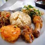 【バリ島】ウブドで健康的な和食ランチをいただく「Warung Alami」