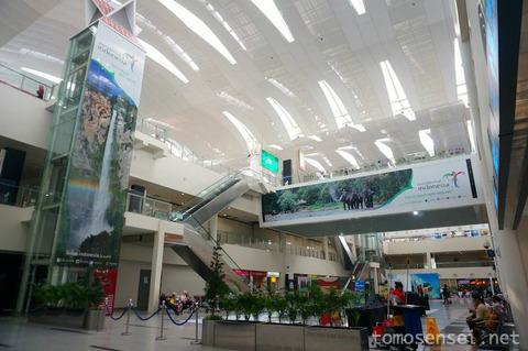 2013年に開港したクアラナム国際空港