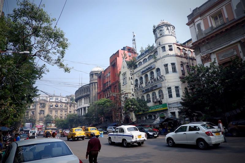 【インド】ステキコロニアルなコルカタ市内を散策