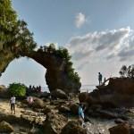 【インド】ニール島の天然石橋「ナチュラル・ブリッジ」へ