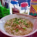 【タイ】メーサロンで食べたい雲南麺と焼き餃子「Yunnan Noodle Shop」