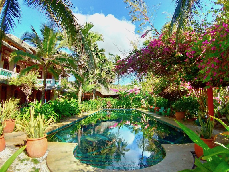 【ベトナム】ムイネービーチのステキプチホテル「Full Moon Beach Resort」