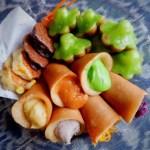 【バンコク宅配ごはん】Kanom Siam 1975のタイ焼き菓子(ラマ4)