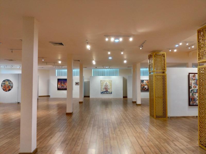 【ART】バンコク・クルンタイ銀行付属アートギャラリー「Krung Thai Art Gallery」