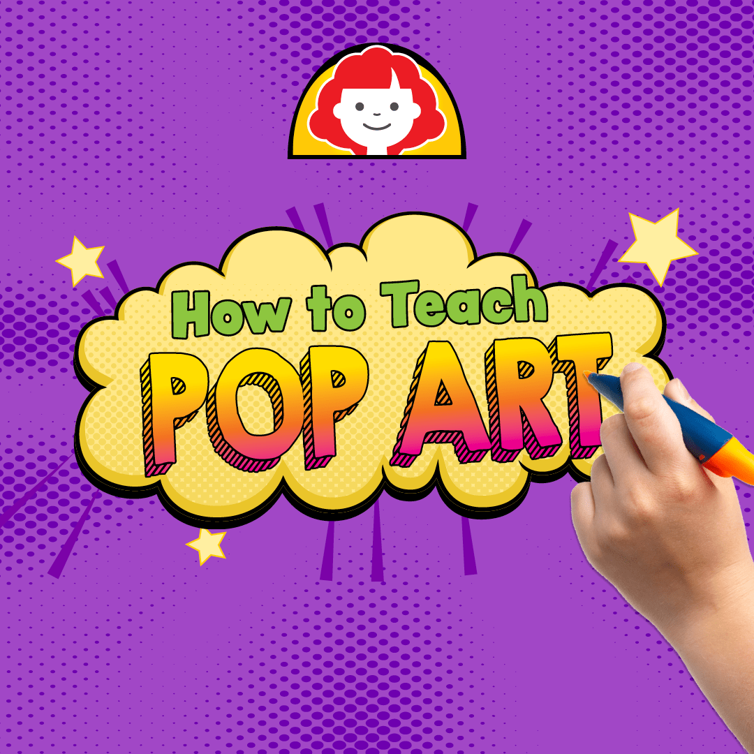 Making Art Relevant In The Classroom How To Teach Pop Art