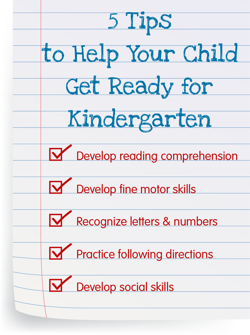 Kindergarten Skills The Joy Of Teaching