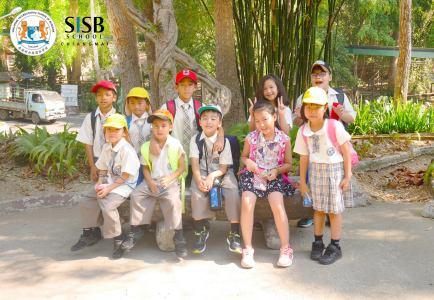 SISB Chiang Mai field trip to the zoo