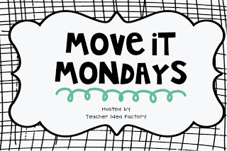 MOVE IT MONDAYS  VOL IV – CLASSROOM MOVEMENT SERIES